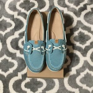 Brand new Sperry Coil Ivy Boat Shoes